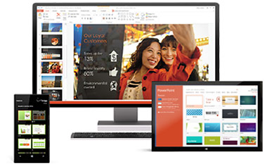 Install Office to all your devices